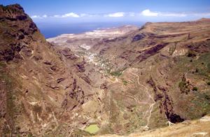 Ausflug zum Tal von Agaete im Norden von Gran Canaria
