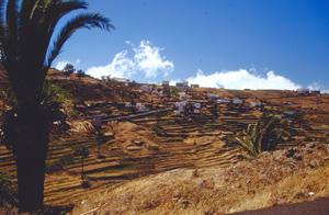 Ausflug verbei an El Cercado, oberhalb des Valle Gran Rey auf la Gomera