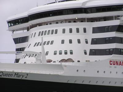 Kreuzfahrt auf der Queen Mary
