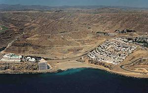 Strand von Balito im Südwesten von Gran Canaria