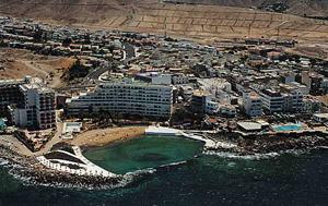 Playa Costa Alegre im Süden von Gran Canaria