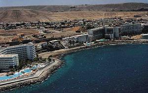 Playa La Carrera im Südwesten von Gran Canaria