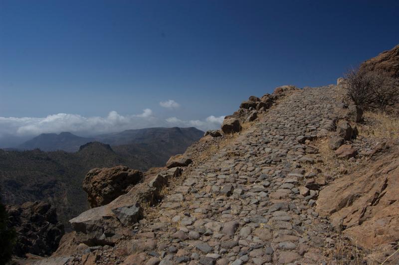 Camino de la Plata, Gran Canaria