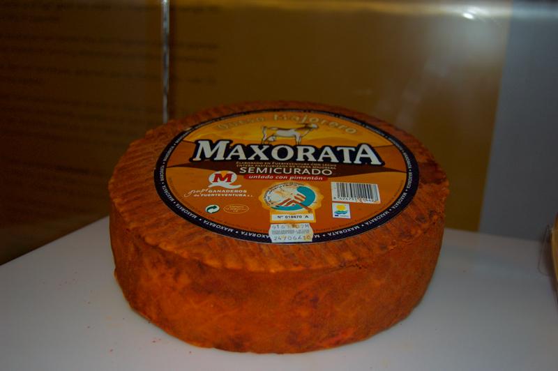 Käse aus Fuerteventura, Maxorata