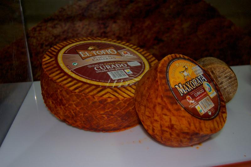 Käse aus Fuerteventura, Maxorata und El Tofio