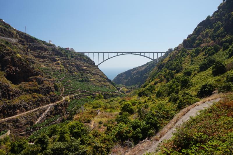 Mountainbike Tour durch den Norden von La Palma