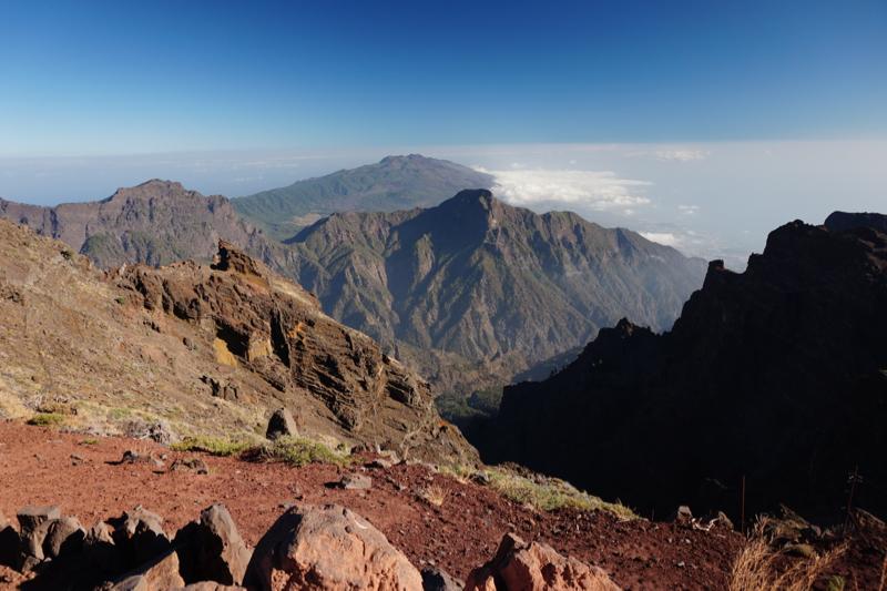 La Palma, Caldera de Taburiente