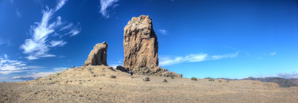 Roque Nublo Wanderung, Gran Canaria.