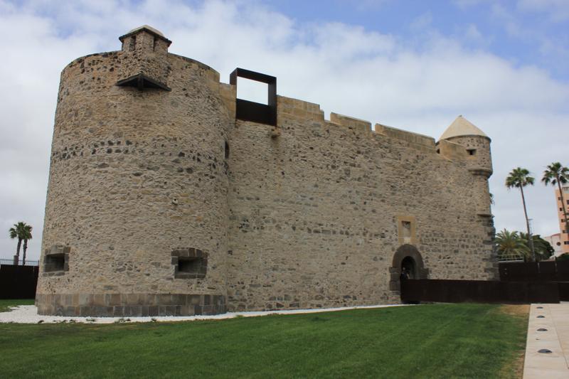 Burg Castillo de la Luz, Las Palmas