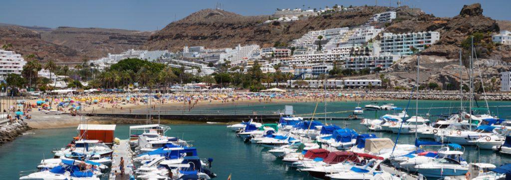 Hotels in Puerto Rico, Gran Canaria