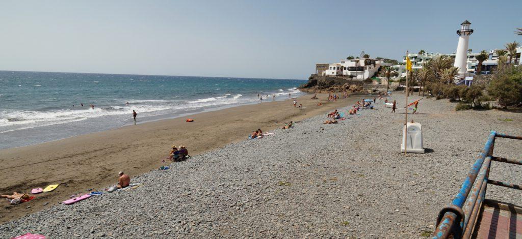 Strand von El Aguila, Gran Canaria