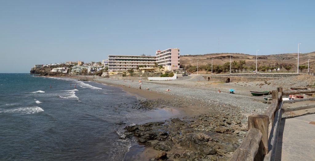 Playa del Aguila, Gran Canaria Süden