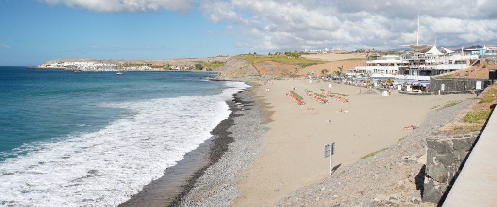 Strand von Meloneras, Maspalomas Gran Canaria
