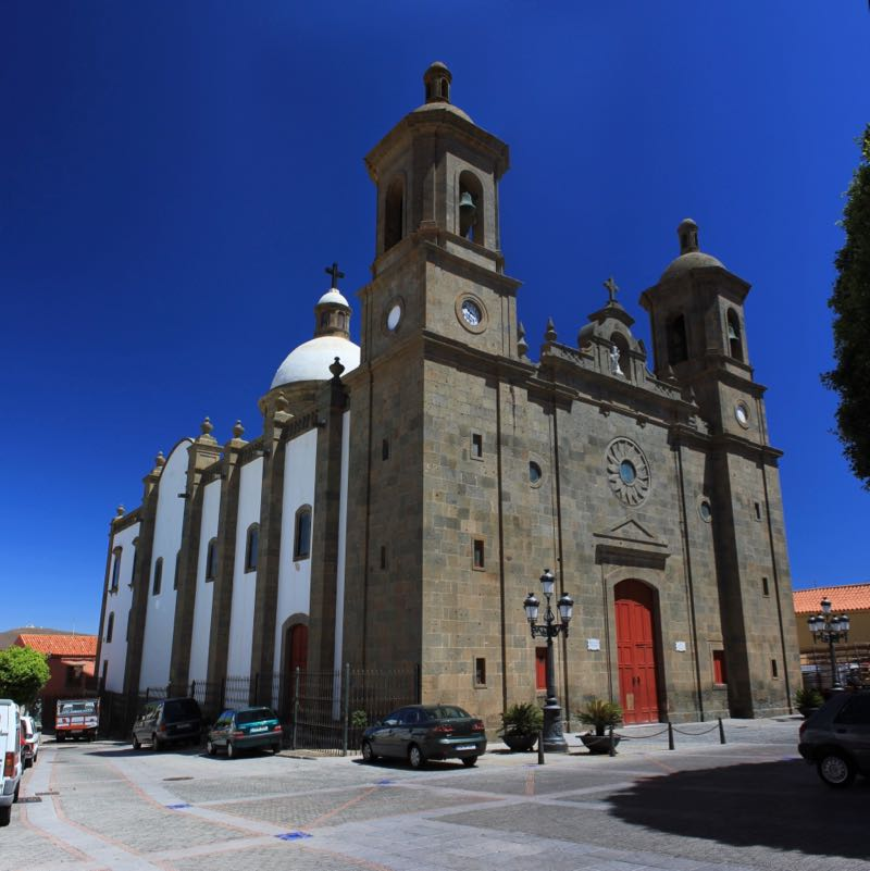 Kirche von Aguimes, Gran Canaria