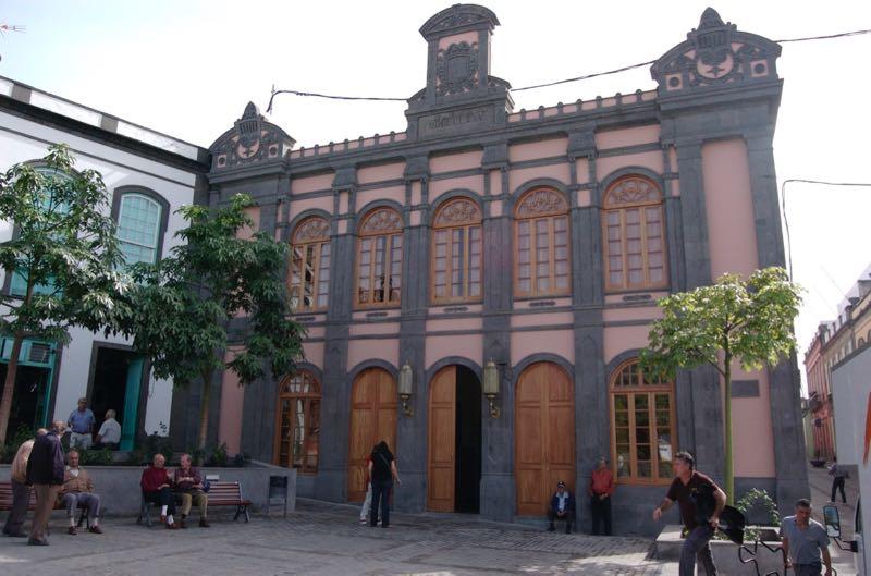 Gemeinde, Rathaus von Arucas