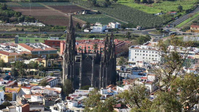 Neugotische Kirche von Arucas, Gran Canaria
