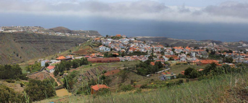 Firgas, im Norden von Gran Canaria