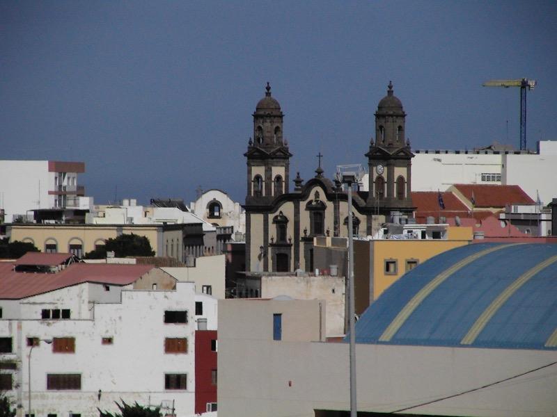 Kirche von Santa Maria de Guia, Gran Canaria