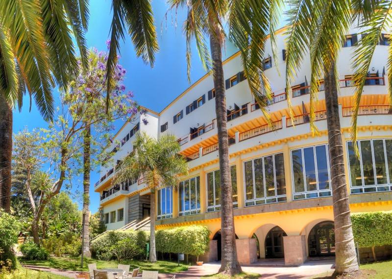 Hotel Escuela Santa Brigida, Gran Canaria