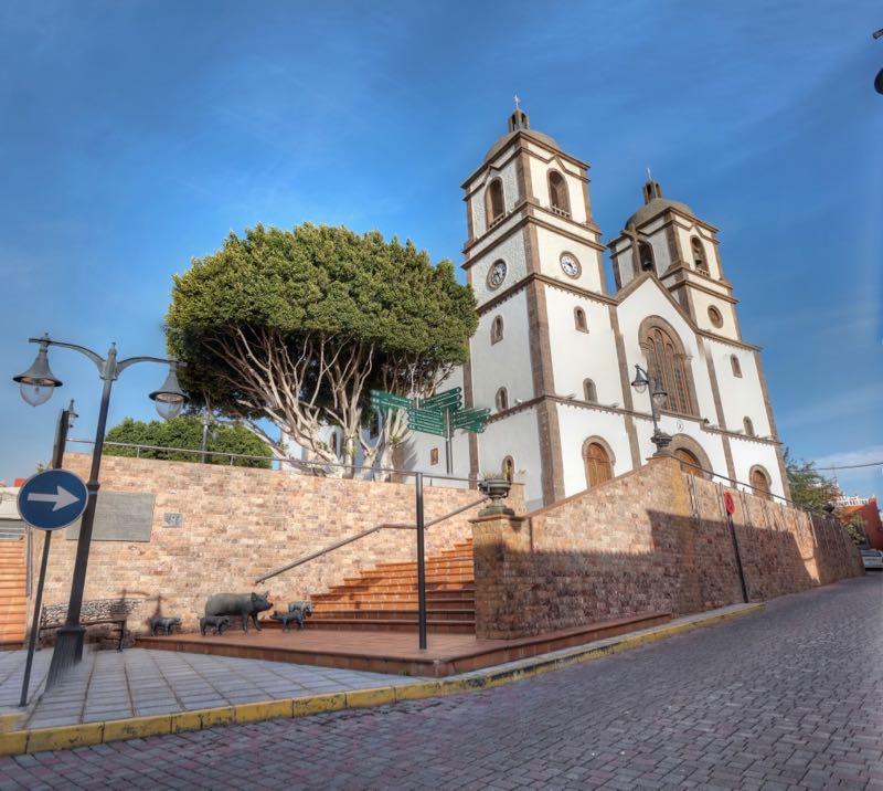 Kirche La Candelaria von Ingenio, Gran Canaria
