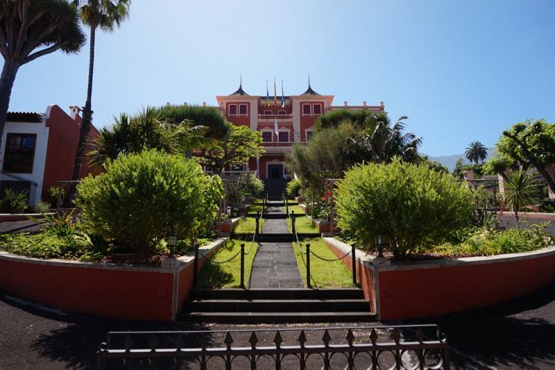 Jardines de la Marquesa. Der Garten der Gräfin in Orotava, Teneriffa.