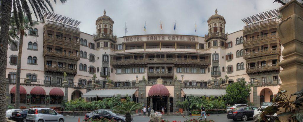 Hotel Santa Catalina, Las Palmas
