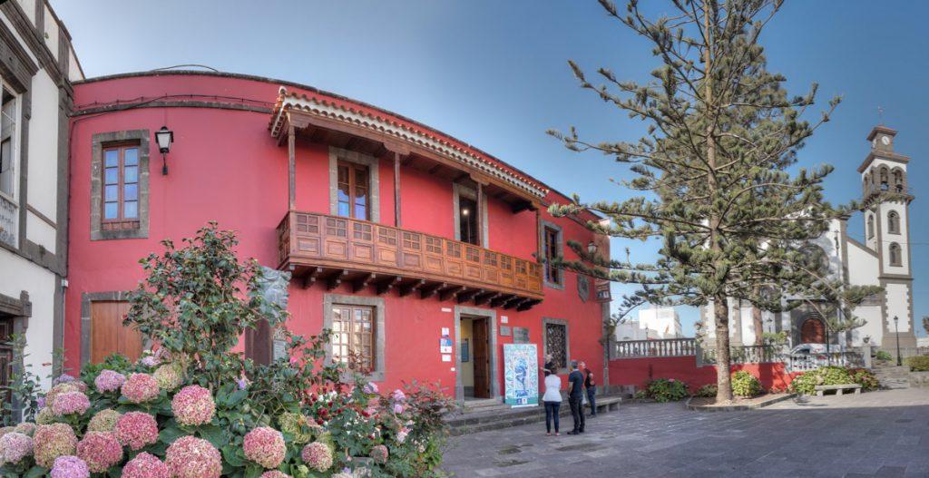 Haus und Museum von Tomás Morales, Moya, Gran Canaria