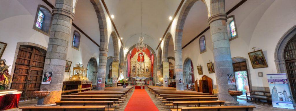 Kirche von San Juan, Telde