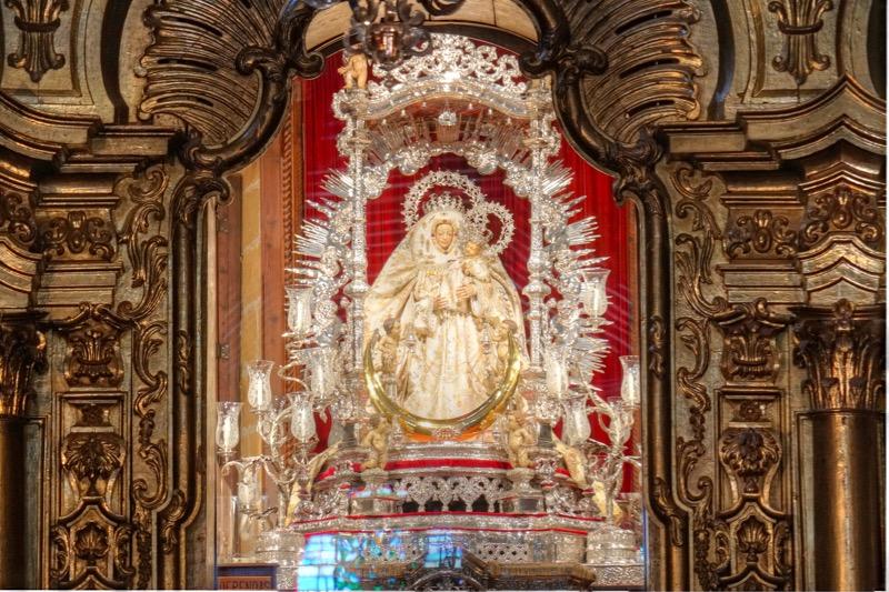 Virgen del Pino, Teror, Gran Canaria